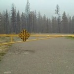Wildfire Closes Bull Canyon Provincial Park