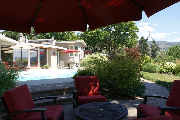 Penticton Backyard