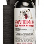 Do NOT Do this with Bear Spray