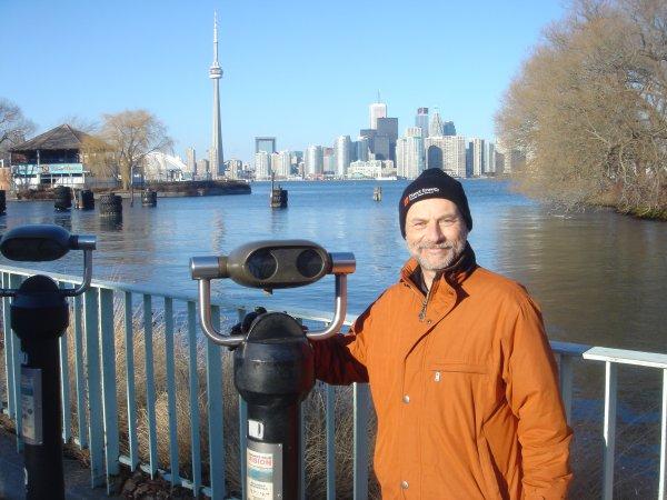 Tower Viewer Toronto Island