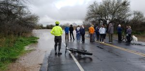 Catalina State Park flood